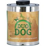 Duo Dog verschmolzenes Pferdefett