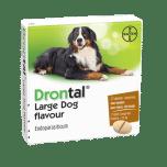 Drontal Hund - Drontal Hund großer Hund 1 Tablette