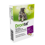 Drontal Hund - Drontal Hund 1 Tablette
