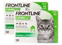 Frontline Combo-Katze