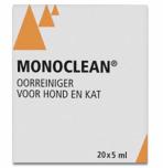 Monoclean Ohrreiniger 20 x 5 ml