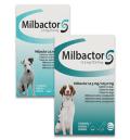 Milbactor kleine Hunde/Welpen 4 Tabletten