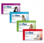 Amflee Spot-on Hund - Amflee Spot-on Dog 402 mg, 3 Pipetten