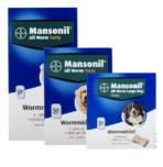 Mansonil Alleswurmhund